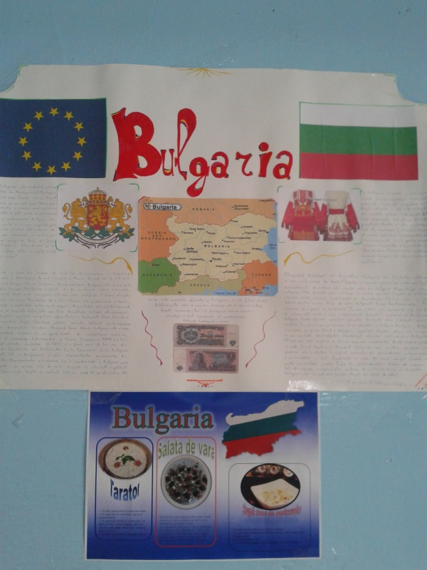 Bulgaria bucatarie nationala